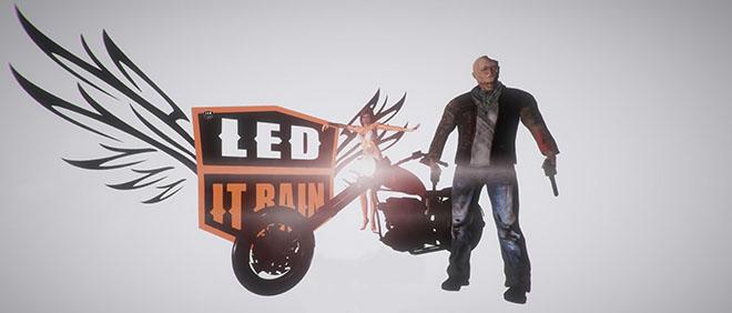 Led It Rain v0.43 – игра на стадии разработки