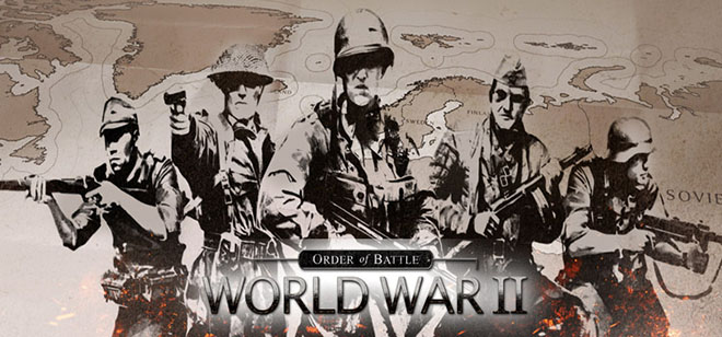 Order of Battle: World War 2 v7.1.6 + 10 DLC на русском – торрент