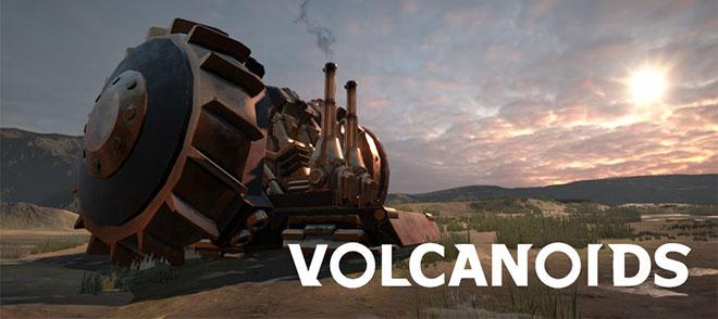Volcanoids v1.10.312 - игра на стадии разработки