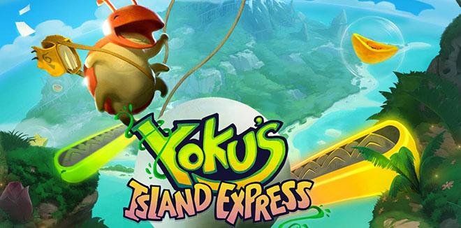Yoku's Island Express – полная версия на русском