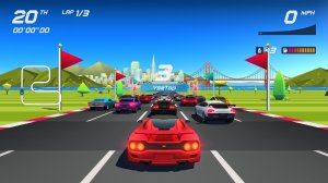 Horizon Chase Turbo v1.4.0 - полная версия