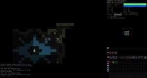 Dungeon Crawl Stone Soup v0.21.1 - игра на стадии разработки