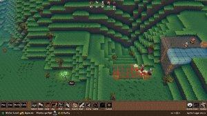 DwarfCorp v03.06.2018 - игра на стадии разработки