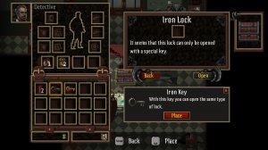 Lovecraft's Untold Stories v0.652 – игра на стадии разработки
