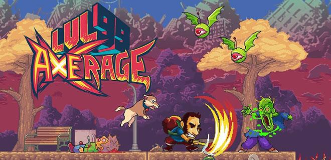 Level 99 Axe Rage v23.05.18 - игра на стадии разработки