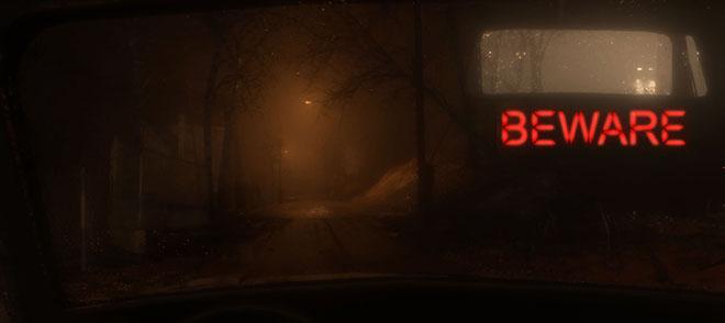 BEWARE v001 – игра на стадии разработки