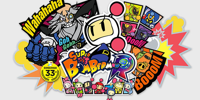 Super Bomberman R v1.1 + 2 DLC – на русском