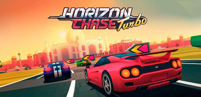 Horizon Chase Turbo v1.8.0 - полная версия