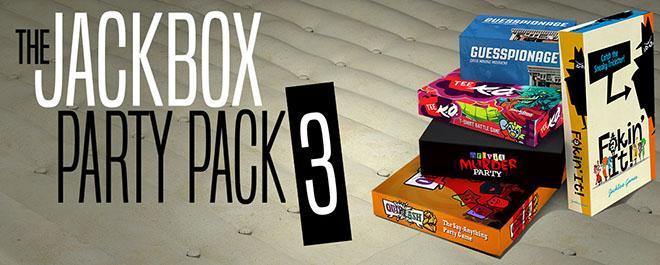 The Jackbox Party Pack 3 – полная версия на русском