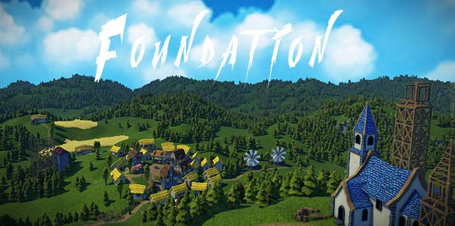 Foundation v0.4.9 - игра на стадии разработки