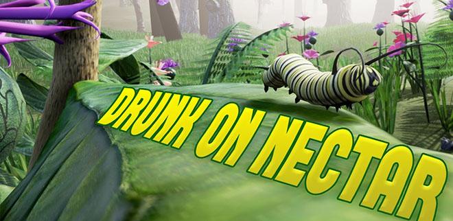 Drunk On Nectar v3.6 - The Nature Simulator - игра на стадии разработки