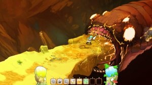 Clicker Heroes 2 v0.8.1 - игра на стадии разработки