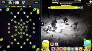 Clicker Heroes 2 v0.08 - игра на стадии разработки