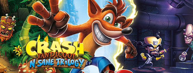 Crash Bandicoot™ N. Sane Trilogy v1.0 - торрент