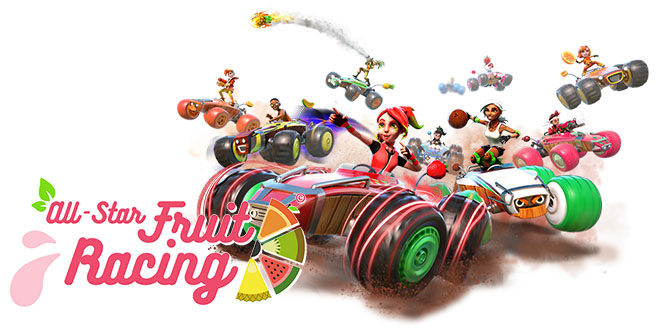All-Star Fruit Racing на русском – торрент