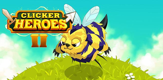 Clicker Heroes 2 v0.15 - игра на стадии разработки