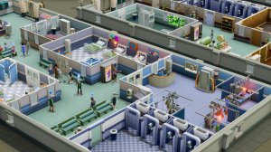Two Point Hospital v1.17.44089 – полная версия на русском