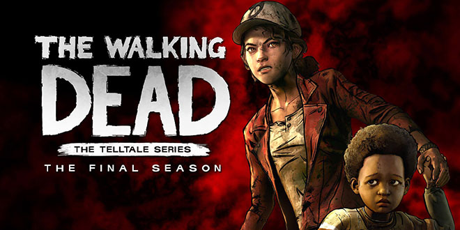 The Walking Dead: The Final Season - Episode 1-3 – торрент