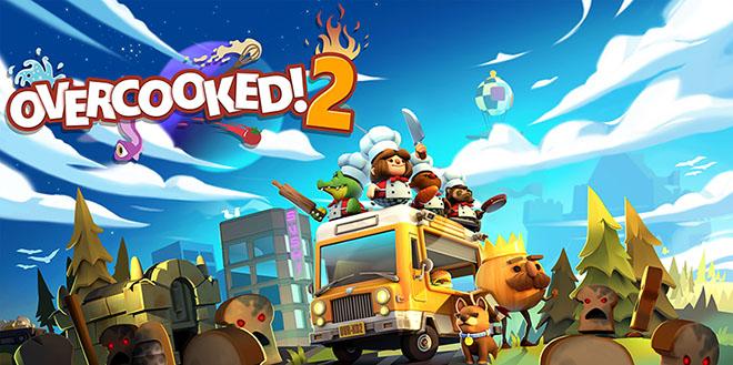 Overcooked! 2 v3.592277 + 6 DLC – торрент