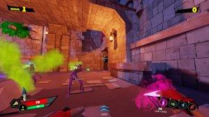 Mist Hunter v05.11.2018 - игра на стадии разработки