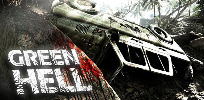 Green Hell v0.5.1 – игра на стадии разработки