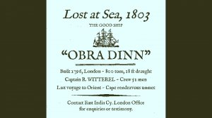 Return of the Obra Dinn v1.0.96 – торрент