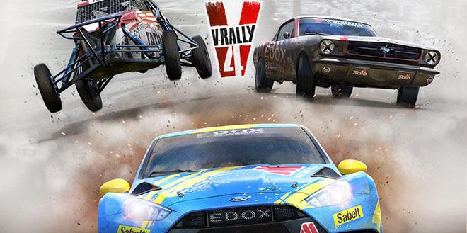 V-Rally 4: Ultimate Edition v1.08 – торрент