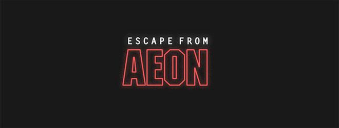 Escape From Aeon Build 6 - игра на стадии разработки