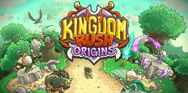 Kingdom Rush Origins v1.3.5 – полная версия на русском