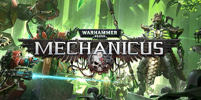 Warhammer 40,000: Mechanicus – торрент