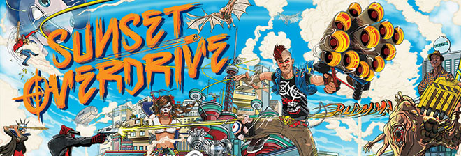 Sunset Overdrive v1.0u1 – торрент
