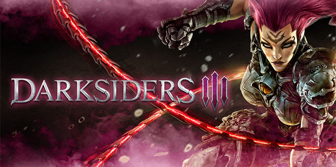Darksiders III: Deluxe Edition v1.1 - торрент
