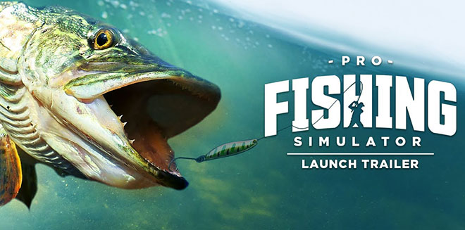 Pro Fishing Simulator v1.0 – торрент