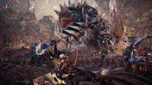 Monster Hunter: World v14.00.00 – торрент