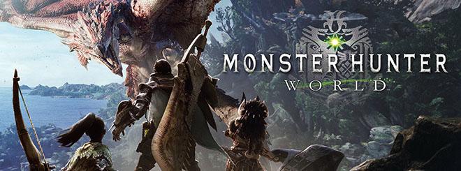 Monster Hunter: World v1.0 – торрент