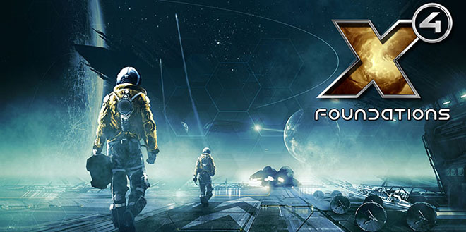 X4: Foundations v1.32 – торрент