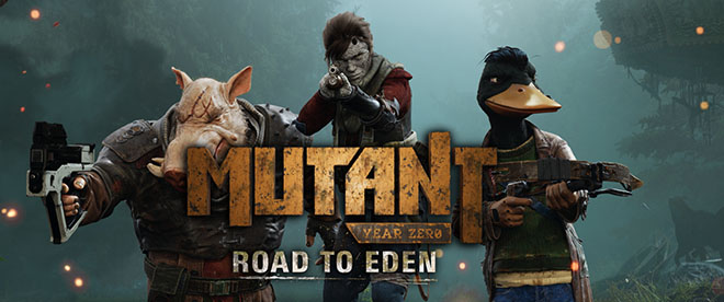 Mutant Year Zero: Road to Eden v1.06 – торрент