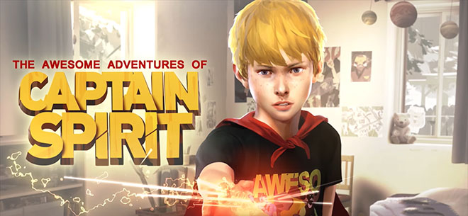 The Awesome Adventures of Captain Spirit v1.0 - торрент