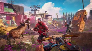 Far Cry New Dawn Deluxe Edition v1.0.2 (HD текстуры) – торрент