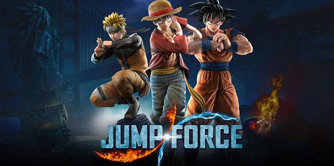 Jump Force - Ultimate Edition v1.02 – торрент
