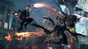 Devil May Cry 5: Deluxe Edition v1.0 build 3853173 + DLC – торрент