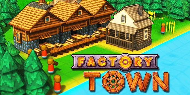 Factory Town v0.164b – торрент