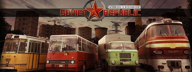Workers & Resources: Soviet Republic v0.8.4.13 – торрент