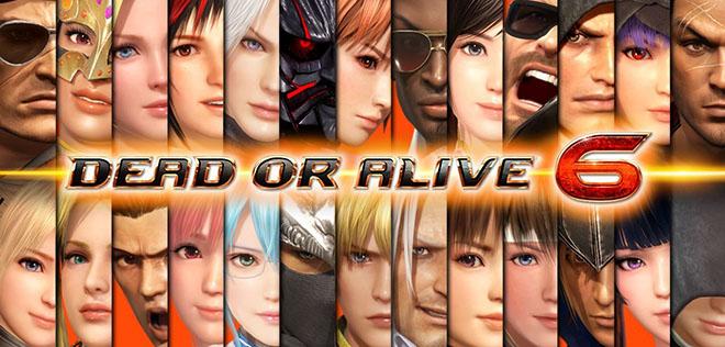 Dead or Alive 6 v1.02 – торрент