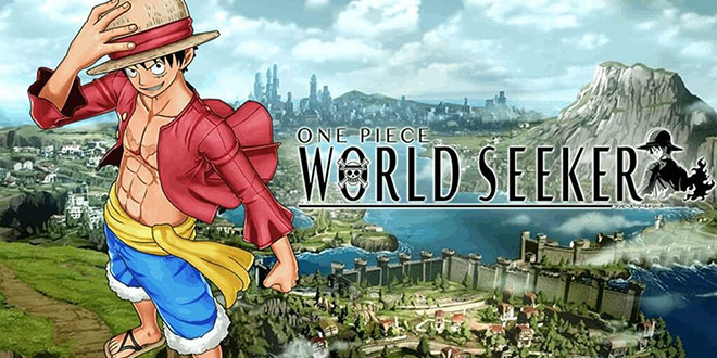 One Piece: World Seeker v1.2.0 - торрент