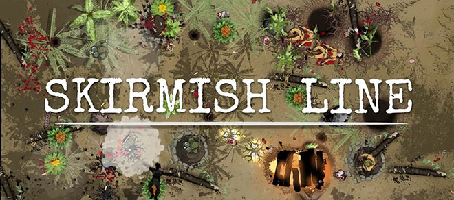 Skirmish Line v1.0 – торрент