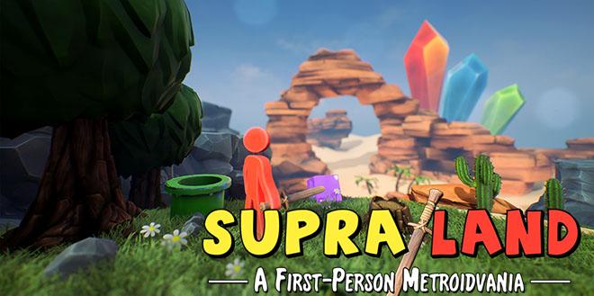 Supraland v1.16.4 - торрент