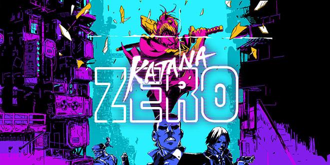 Katana ZERO v1.0 - торрент