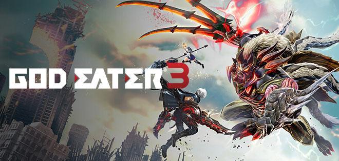 God Eater 3 v1.40 - торрент