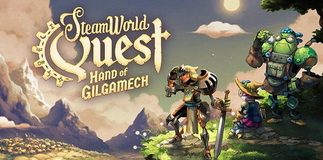 SteamWorld Quest: Hand of Gilgamech - полная версия на русском